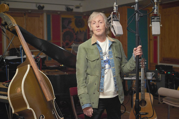 De nieuwste plaat van crowdpleaser Paul McCartney blijkt zijn beste in jaren
