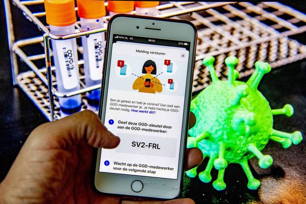 Les développeurs belge de l'app corona cherchent des entreprises pour un test, signale Frank Robben