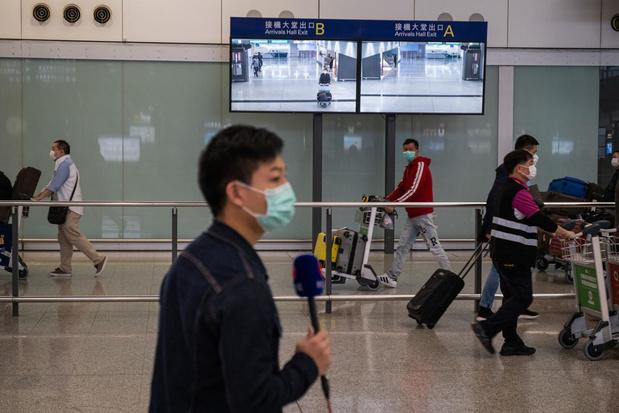 Le nombre de cas en Chine pourrait être quatre fois plus élevé, selon une étude