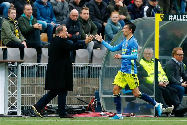 Match to watch: Feyenoord-Sparta