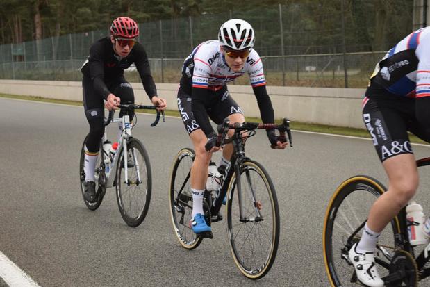 Junior Jens Vancauwenberghe kijkt uit naar Ster van Zuid-Limburg