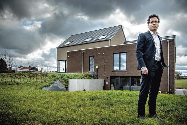 Brusselse Ambassadeur 'kleine bedrijven' Woningen Compere: vernieuwende huizenbouwer