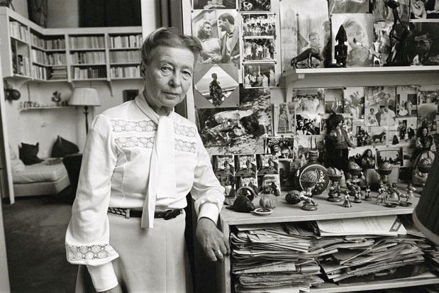 Nieuwe biografie over Simone De Beauvoir ontrafelt verstarde mythes en ongenuanceerde beeldvorming