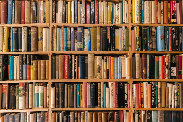 'Ongelezen boeken zijn waardevoller dan gelezen exemplaren'