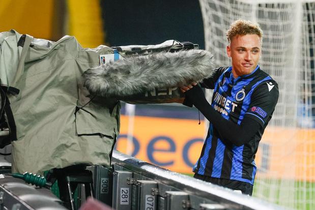 Na Club Brugge - Zenit: 'De Ketelaere diepe spits? Daar geloven we niet in'