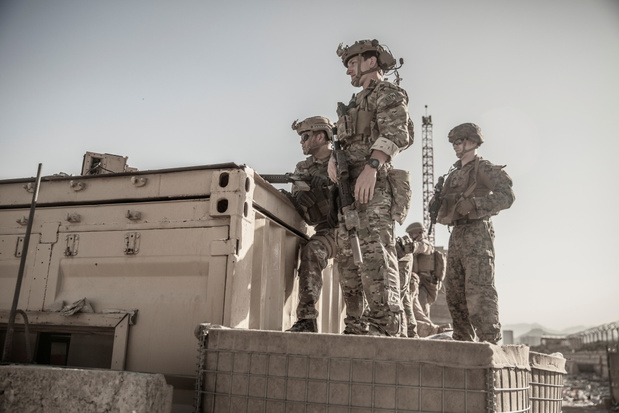 Amerikanen bombarderen Afghaanse IS-tak