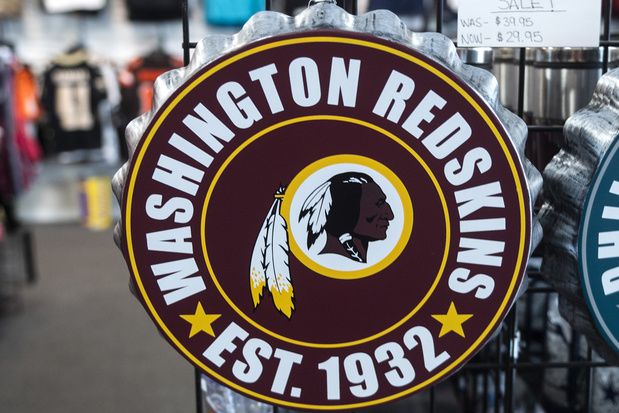 American footballclub Washington laat naam 'Redskins' nu al vallen