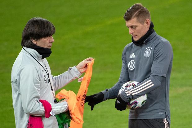 Duitsland en Löw moeten zich gaan bewijzen in de Nations League