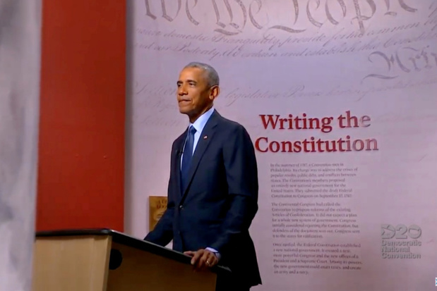 Obama: 'Trump heeft het presidentschap nooit serieus genomen'