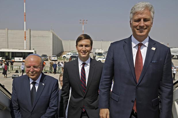 Eerste commerciële vlucht tussen Tel Aviv en Abu Dhabi