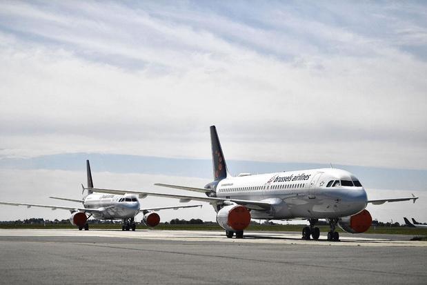 Une perte de 93 millions d'euros au premier trimestre pour Brussels Airlines
