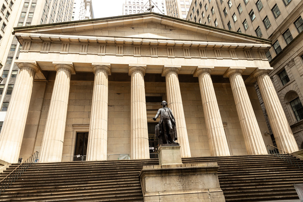 Systeem voor banktransfers enkele uren plat in VS