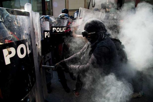 'Voor elke Mexicaanse agent een Europees geweer'