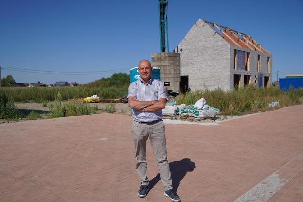 Meulebeke bouwt meer dan 400 nieuwe eengezinswoningen