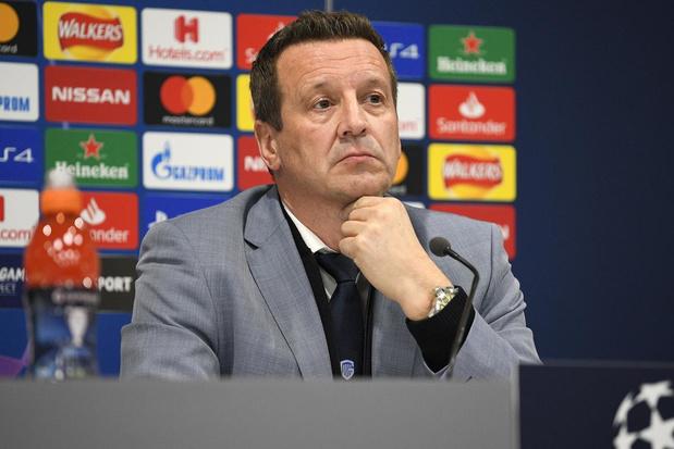 Peter Morren: 'Elke dag gesprek over voetbal met Dimitri de Condé'