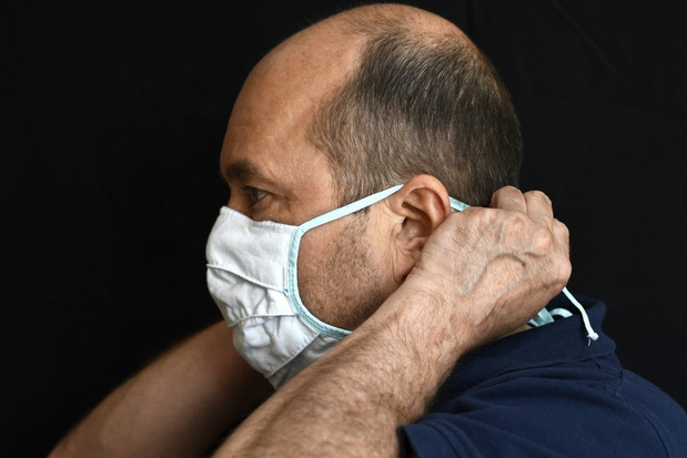 Les Belges à la rescousse pour coudre des masques citoyens