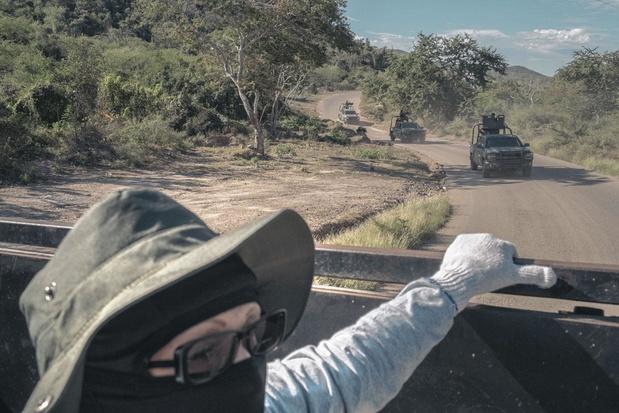 Mexique: les mères courage du Sinaloa (en images)