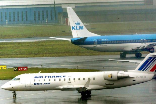 Air France-KLM wil topman Smith bonus toekennen als hij staatssteun binnenhaalt