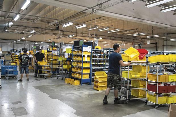 E-commerce en Belgique: ventes en hausse, chiffre d'affaires en berne
