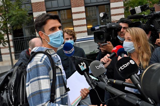 Conner Rousseau over verdeling bevoegdheden bij SP.A: 'Het zal absoluut een bom zijn'