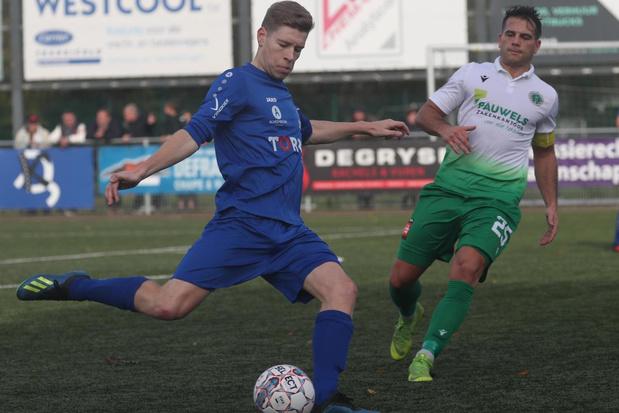 Winkel Sport haalt met Broes Willem (KSK Oostnieuwkerke) een centrale verdediger binnen