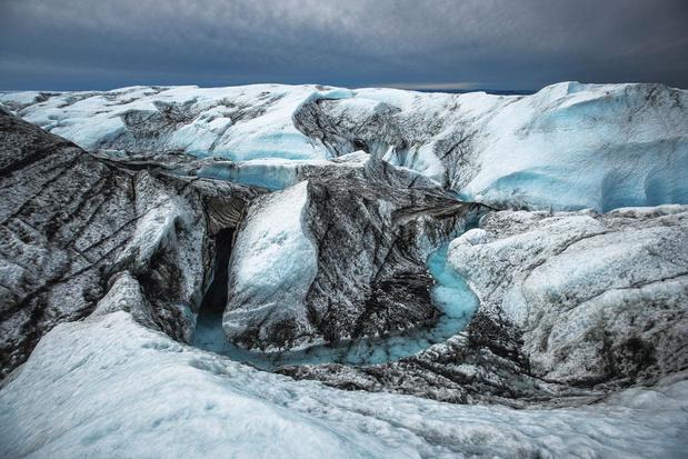 Groenland, Kangerlussuaq, juillet 2018, de Kadir van Lohuizen