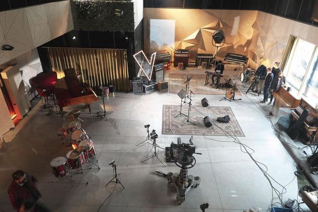 """Stijn Verdonckt (Daft Studios): """"ici, on est dans l'idée de voyage"""""""