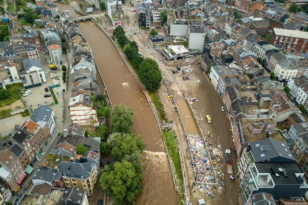 Wallonië maakt voorlopige balans op van ramp: 24.000 woningen getroffen