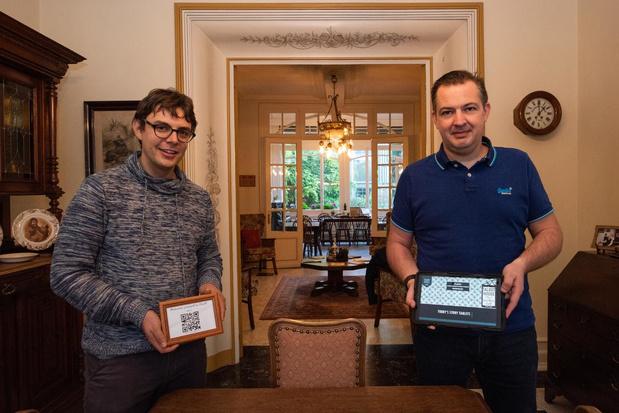 Nieuwe bezoekersbeleving dankzij 'story tablets' in Talbot House