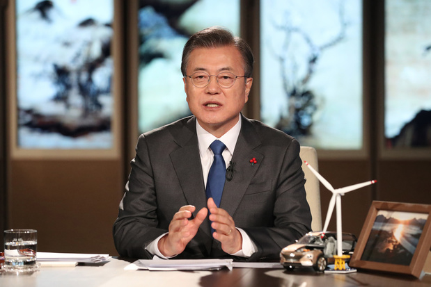 Diplomatieke relaties tussen Zuid-Korea en Japan in troebel water