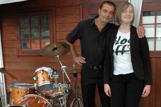 Hersentumor wordt Oostendse drummer Joost Pitteljon fataal