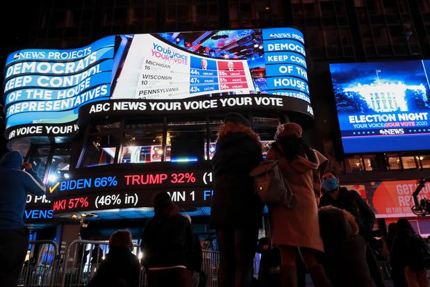 Internationale pers over VS-verkiezingen: van 'minachting voor democratie' tot 'tragedie'