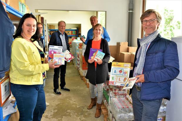 Harelbeekse inwoners en gezinnen die het moeilijk hebben krijgen extra ondersteuning