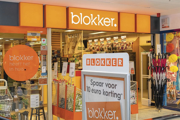 La transformation des Blokker en Mega World reportée en juin