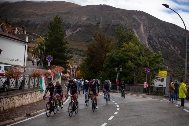 Dagboek uit de Giro - dag 10: mooi zoals Molise mooi kan zijn