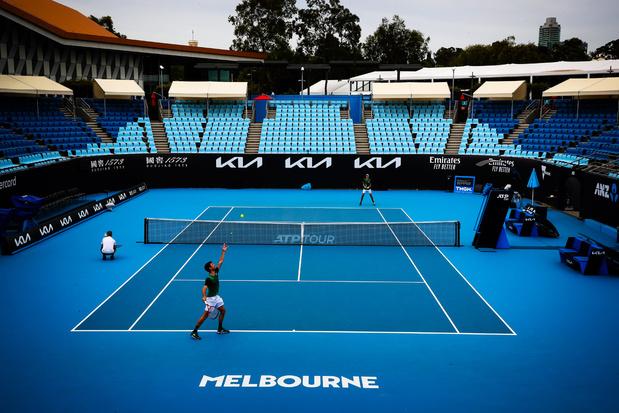 Australian Open: toernooibaas houdt geen rekening met afgelasting