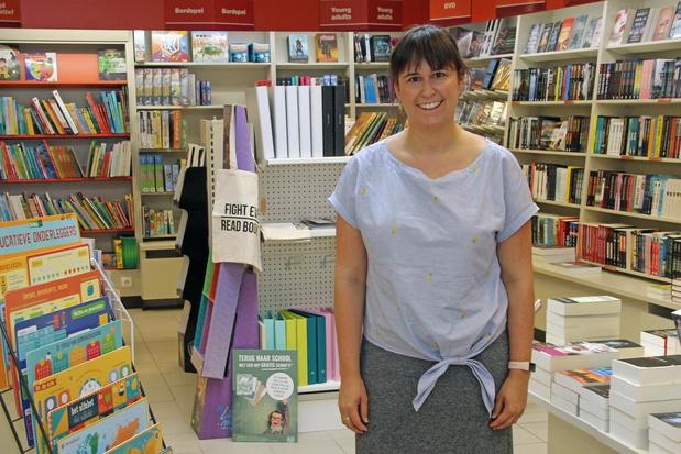 Amelie Demeyer ziet met Standaard Boekhandel haar kinderdroom in vervulling gaan