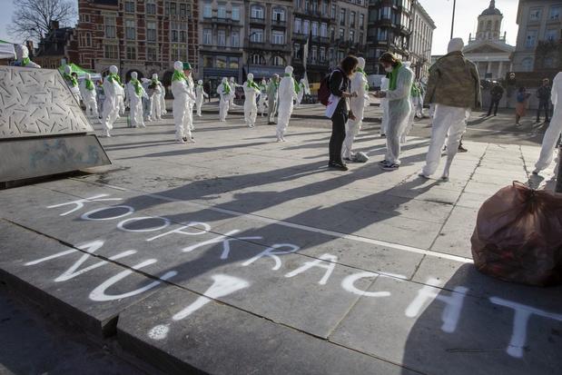 Loononderhandelingen: vakbonden plannen nationale staking, Rousseau vraagt om te blijven praten