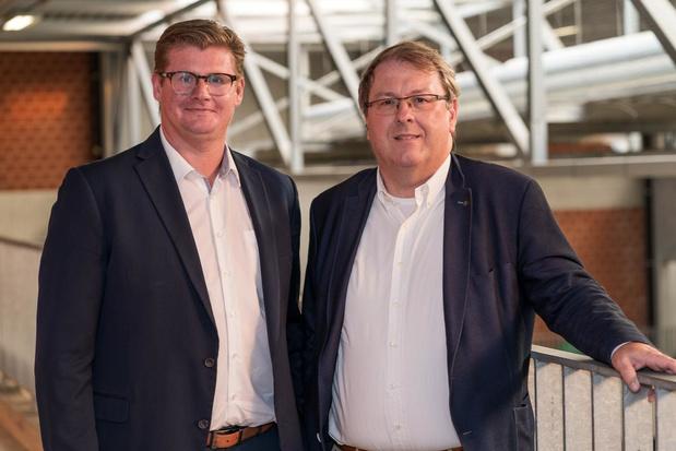 Bijna 1 jaar Kortrijk Spurs: voorzittersduo Jan Allaert en Dany Cornelis maakt de balans op