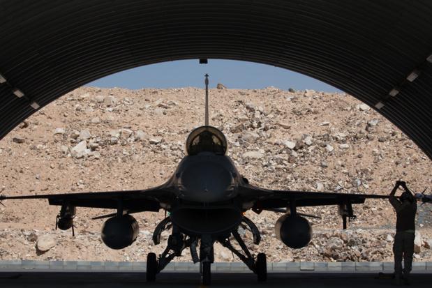 Regering geeft groen licht voor inzet F-16's boven Syrië en Irak