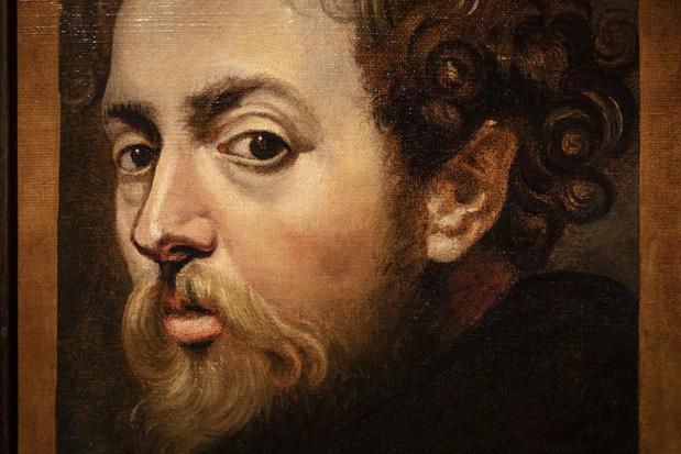 Rubenshuis toont nieuw Zelfportret van Rubens