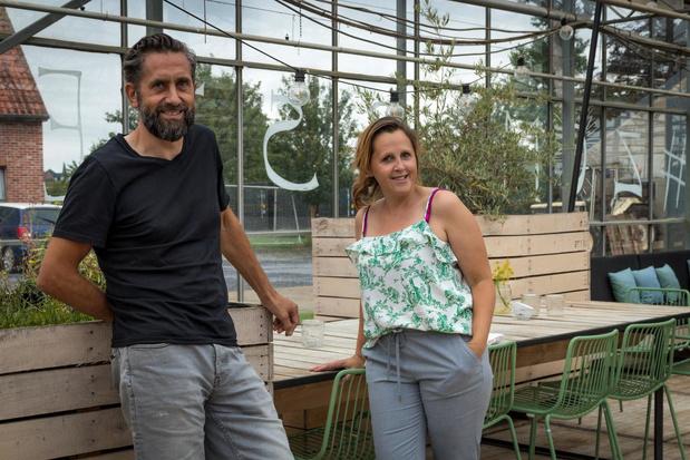 """B&B Buytenshuys in Gits opent pop-up zomerbar in groene oase""""Ontbijten in boomgaard"""""""