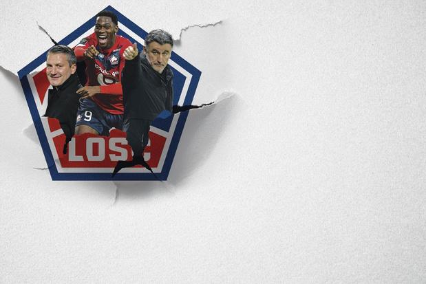 Galères extra-sportives et succès en Ligue 1: pourquoi Lille ne panique pas