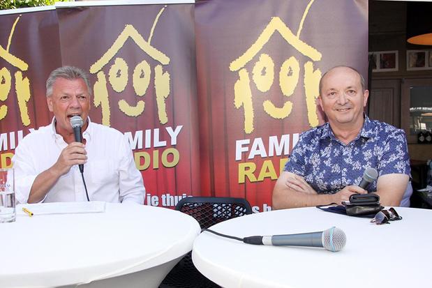PADI praat voor FamilyRadio over Krant van West-Vlaanderen én de PADI SHOW