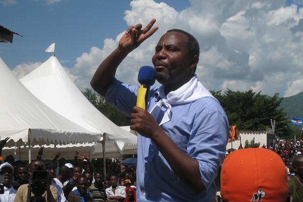 Burundi vaardigt aanhoudingsbevel uit tegen opposant die in België woont