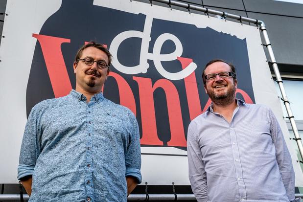 Matias Vandenbossche en Pieter Soens zijn nieuwe coördinatoren Heulse ontmoetingscentra