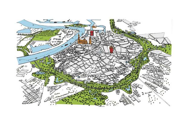 Actiegroep Ringland: 'De Antwerpse Ring wordt wél volledig overkapt'