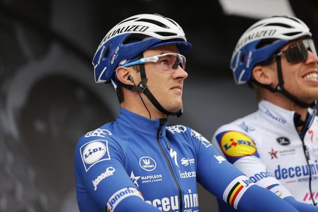 Deceuninck-Quick.Step selecteert Yves Lampaert voor Ronde van Burgos