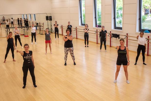 Bij de Tieltse dansgroep Euterpe is iedereen tevreden weer te mogen dansen