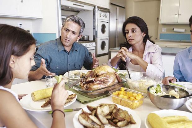 Les troubles alimentaires se combattent en famille